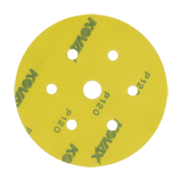 Kovax Maxfilm / Kovax Maxfilm schijven 152 mm - 7 gaten