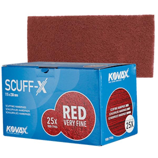 Kovax Kofle-X Slim handpads 115 x 230 mm