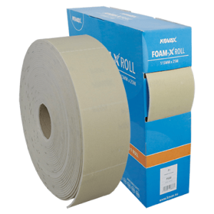 FOAM-X ROL 115 MM x 25 M
