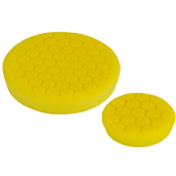 Kovax gele hexagon foam pad - hard 190 mm & 100 mm