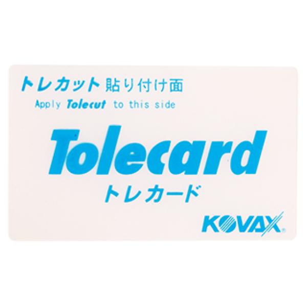 Kovax Tolecard 66 x 110 mm